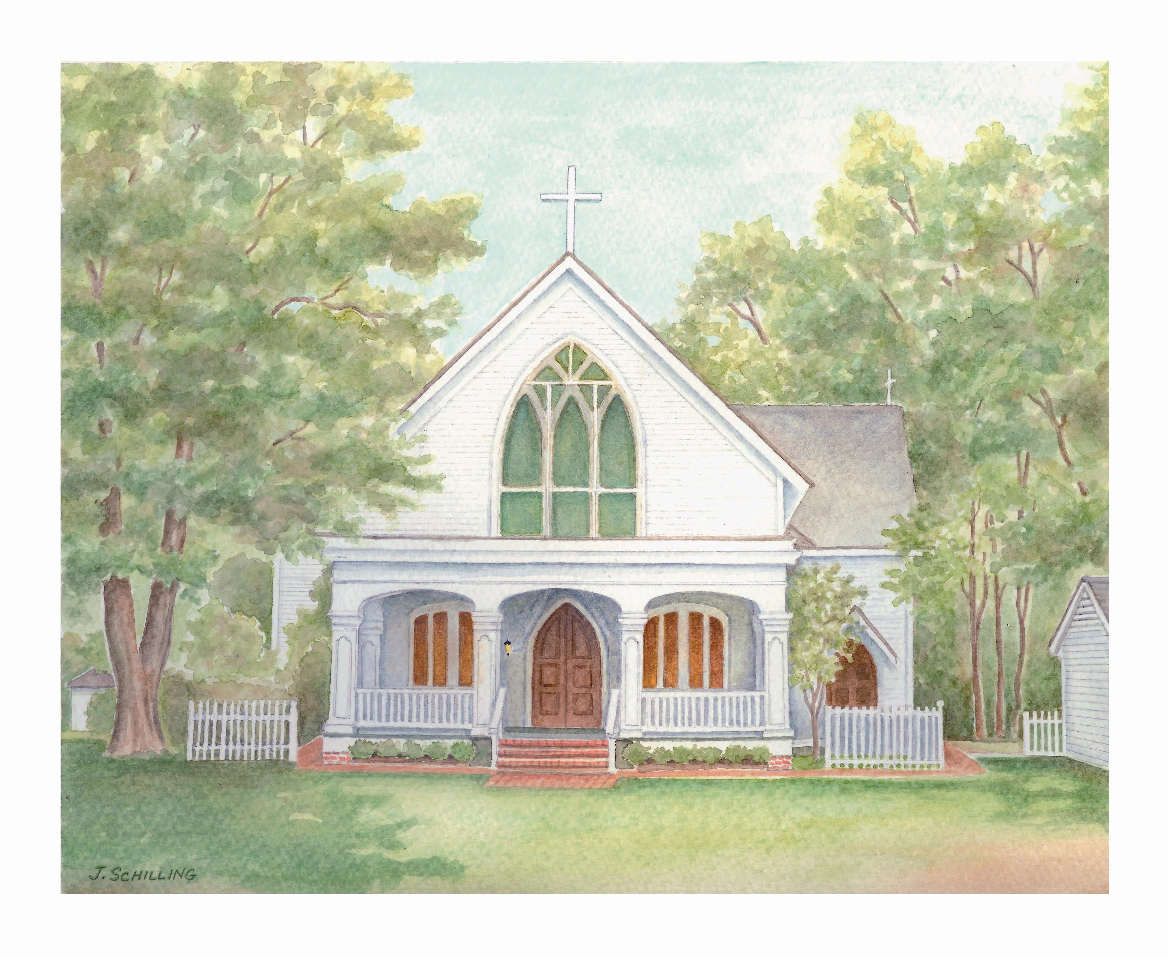 Sacred Heart Chapel - 2