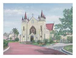 St Josephs Chapel - Mobile, AL