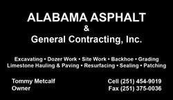 Alabama Asphalt