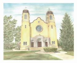 St Josephs Church-Hewlett, NY