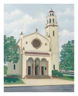 St Marys Church - Mobile, AL