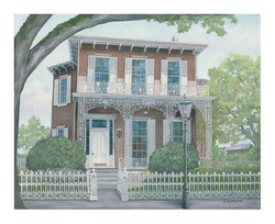 Richards DAR House - Mobile, AL
