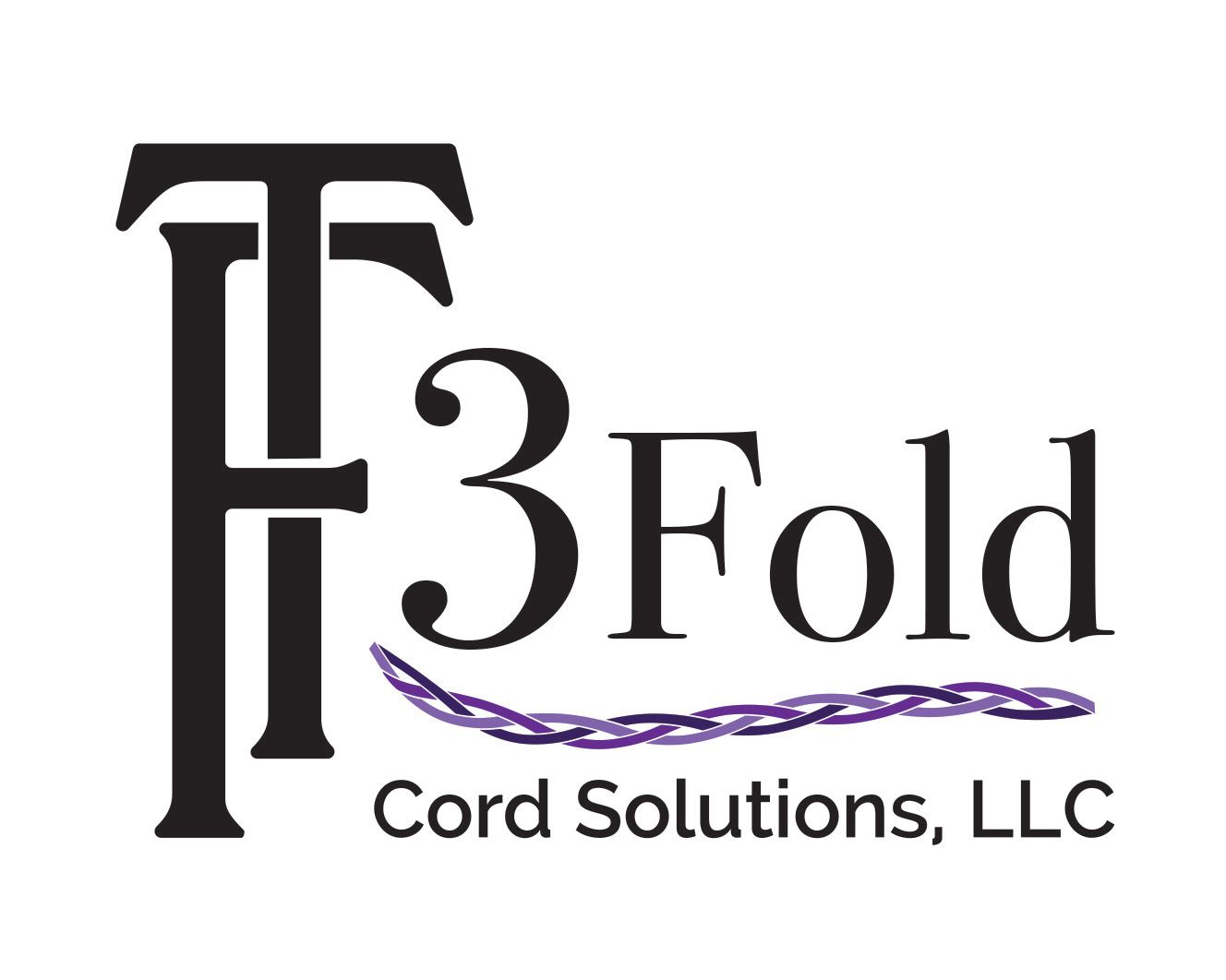 3 Fold Cord Solutions Logo