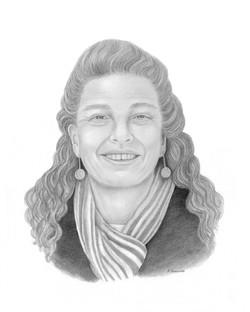 Custom Portrait - Graphite Pencil