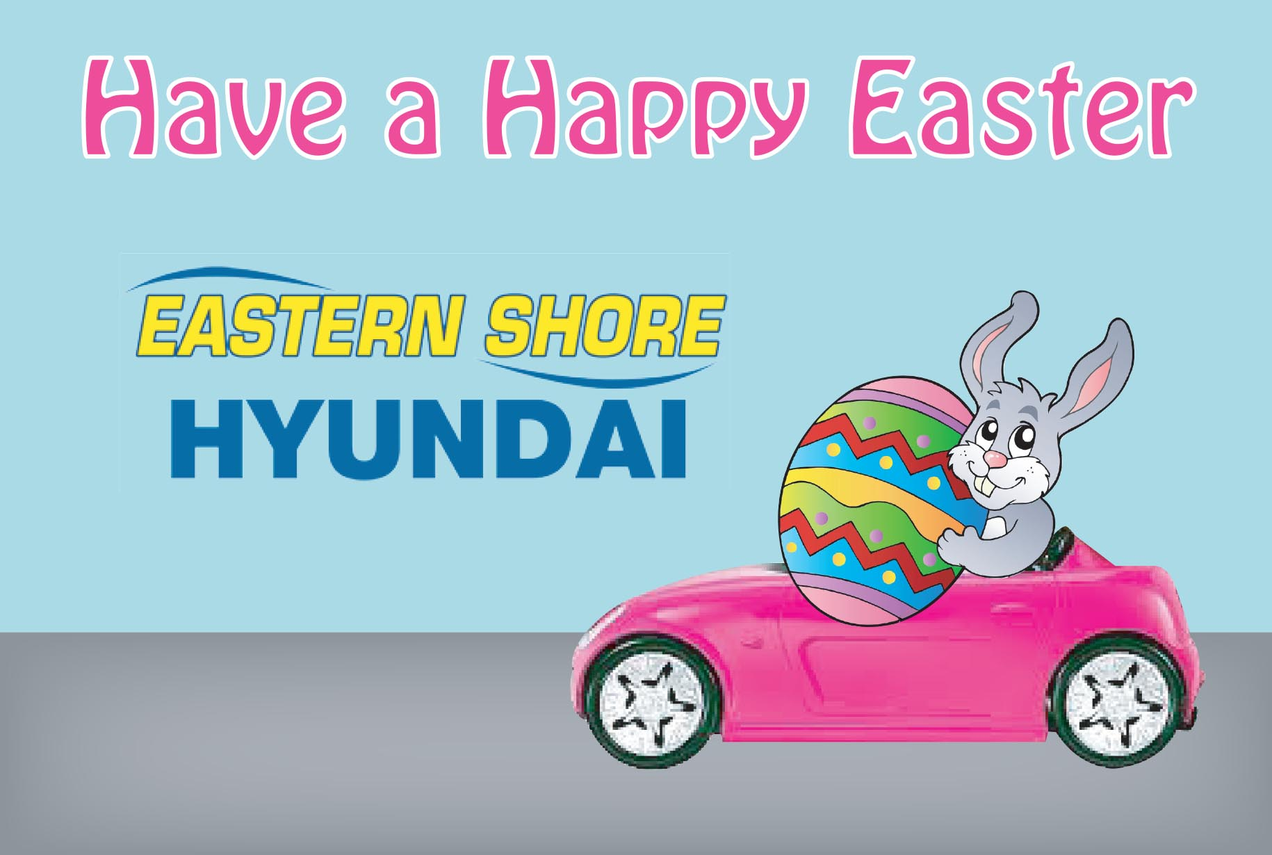 Eastern Shore Hyundai Postcard
