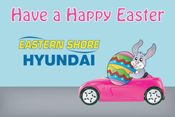 Eastern Shore Hyundai Postcard