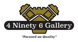 4 Ninety 6 Gallery - Logo
