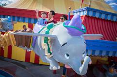 Dumbo, Magic Kingdom