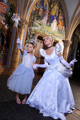 Meeting Cinderella