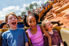 Big Thunder Mountain Railroad, Frontierl