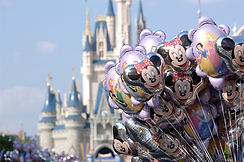 Description of Walt Disney World Theme Parks