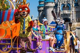 Move it Shake It - Magic Kingdom