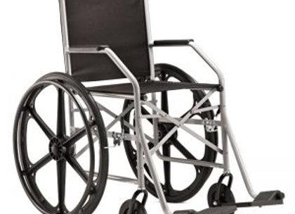Cadeira de Rodas 1009 Suporta até 90 kg