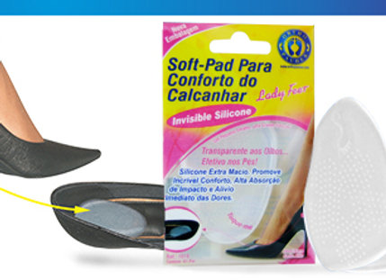 Soft-Pad para Conforto no Calcanhar Lady Feet