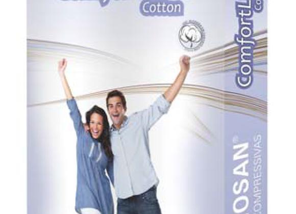 Comfortline Cotton 20/30 Média compressão
