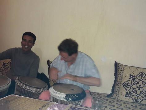 """Nos amis """"Amazigh""""de la vallée"""