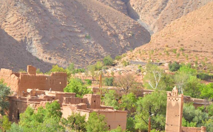 Découvrir la vallée du Dadès