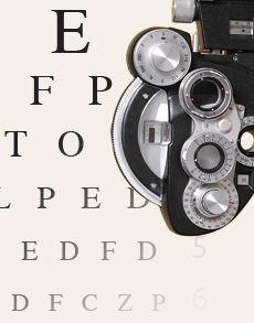 Examens de Vue - Réadaptation de la correction visuelle