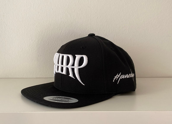 PURE Snapback Classic sw/ws
