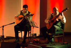 Wallace Oliveira e Sergio Borges