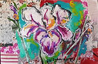 Iris-oil-painting-for-sale-leah-justyce.