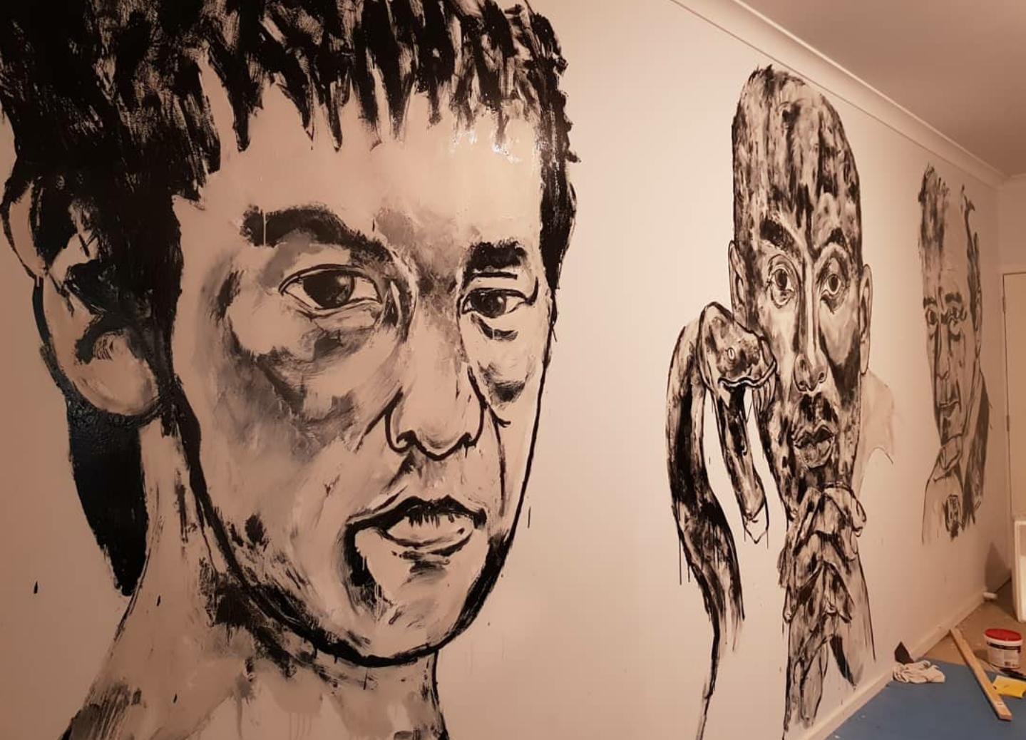 Ballarat Mural Artist