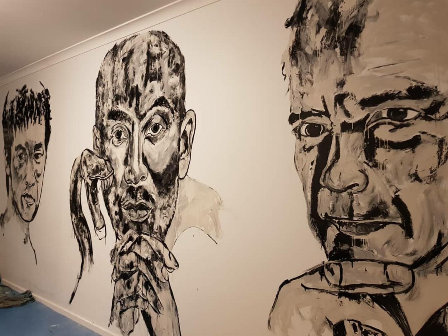 Melbourne Mural Artist