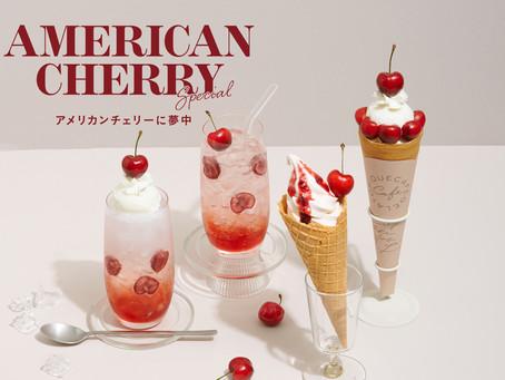 めっちゃ大好き「アメリカンチェリー」食べたい食べたい食べたい