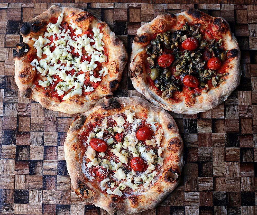 商品名:【3種のトマトベースセット】 セット内容:「Pizza Tamaki」「Pizza マルゲリータ」「Pizza オリーブ」