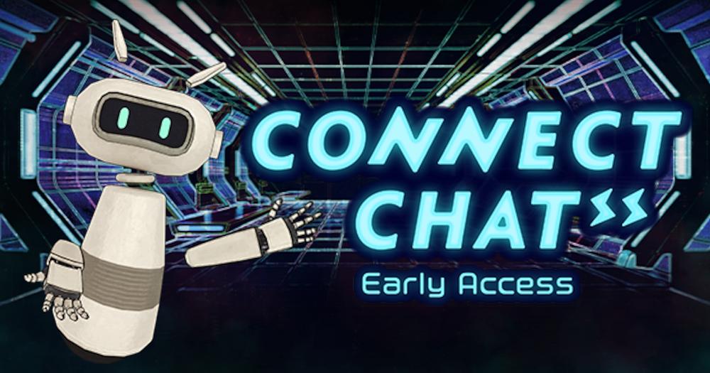 DMM VR lab開発のVRコミュニケーションアプリ「Connect Chat」無料でアーリーアクセス開始