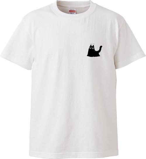 猫のようなナニカ Tシャツ