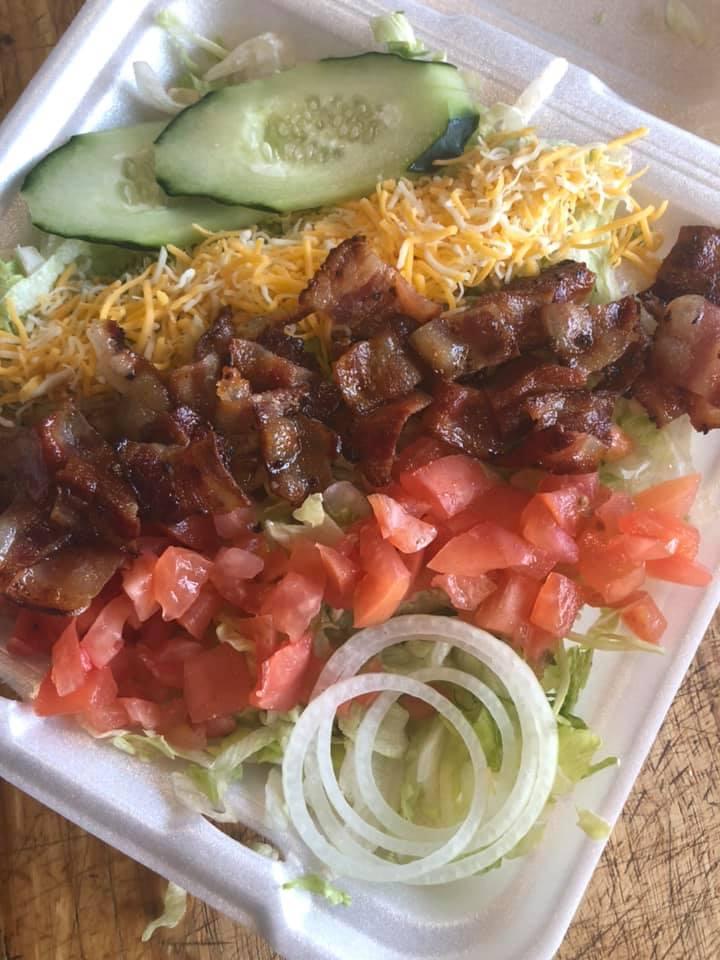 Chicken Shack Salad