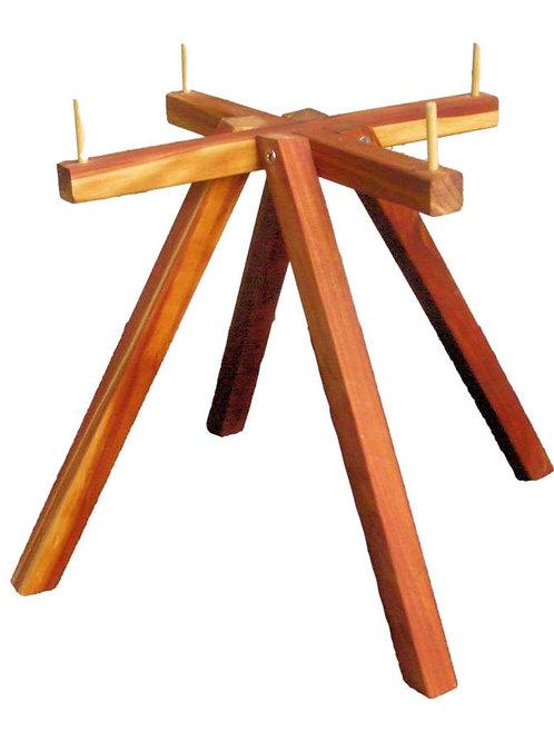 Shaman Bob's Original Cedar Drumstand