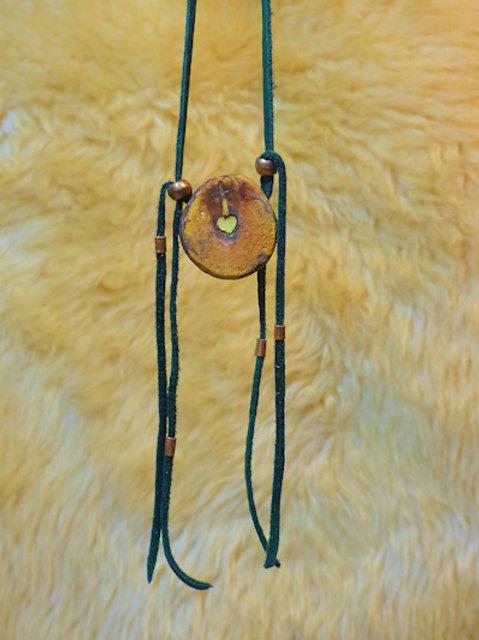 Shamanic Lightning Necklace 4