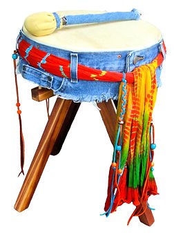 1a Jeans Drum from Thunder Valley Drums.