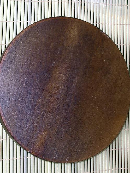 """12"""" Horsehide Drum w/ Custom Drumstick"""