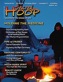image of sacred hoop magazine cover