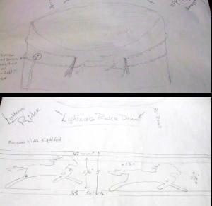 Bob's prelim sketches