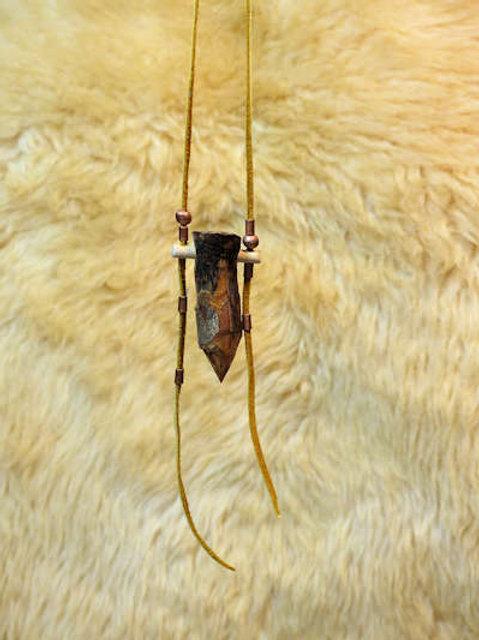 Shamanic Lightning Necklace 11