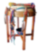 the untamed heart lightning drum with accessories