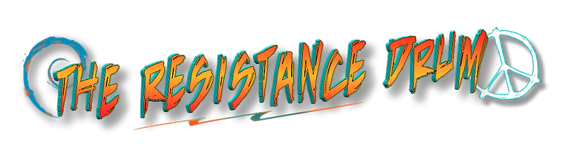 The Resistance Drum logo