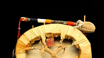 """a shamanic drum the """"Radiant One"""".jpg"""