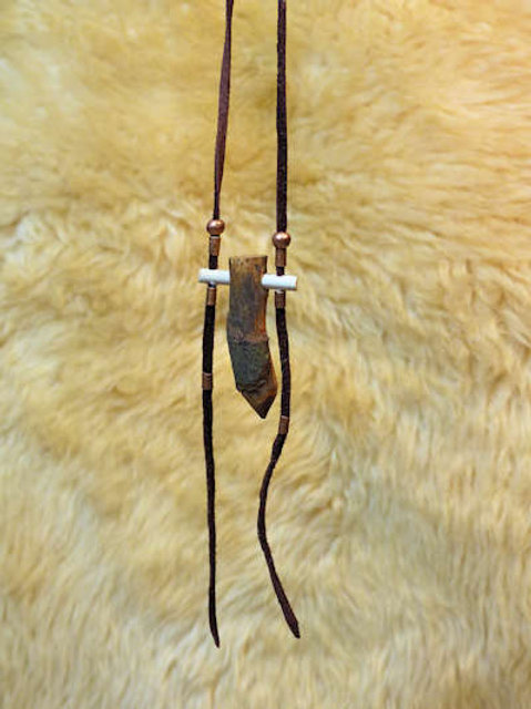 Shamanic Lightning Necklace 13