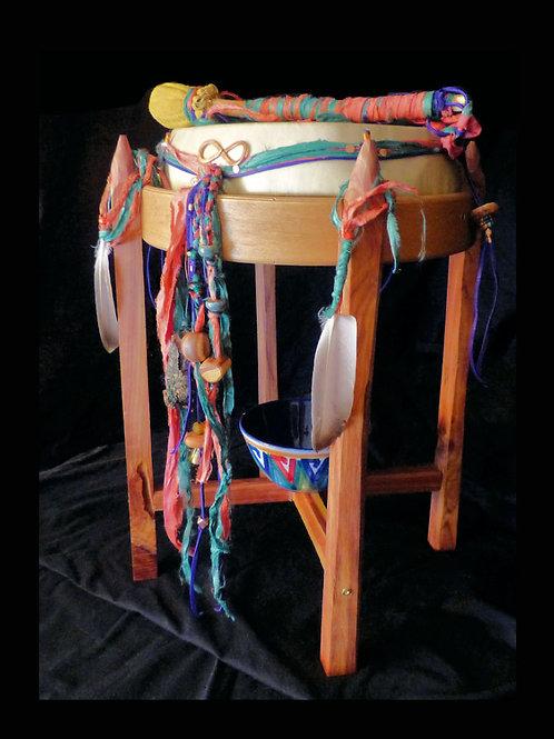 Untamed Heart Lightning Drum