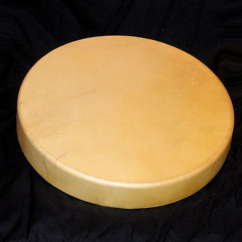 "Deer 12"" Budget Drum w/Custom Drumstick"
