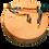 """Thumbnail: Bob's 12"""" Drum w/ Custom Drumstick"""