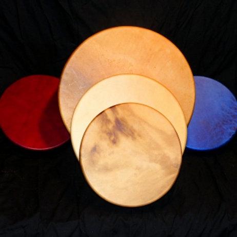 """Deer 10"""" Budget Drum w/ Custom Drumstick"""