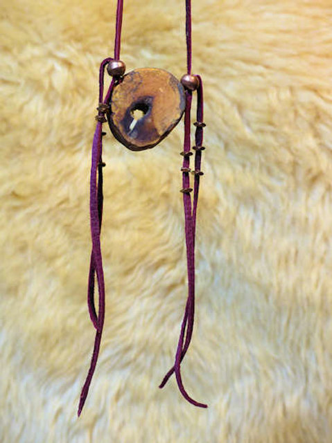 Shamanic Lightning Necklace 8