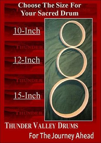 Hoop drum frame comparisons