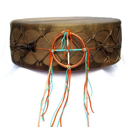 Shaman's Thunder Powwow Drum